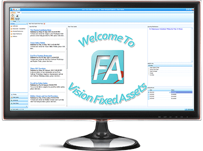 Vision Fixed Assets